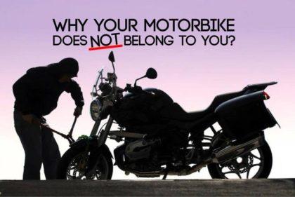 Motorbike in Vietnam