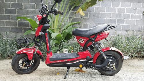 electric bike for rent Mui Ne
