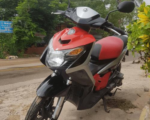 Motorbike for rent in Mui Ne