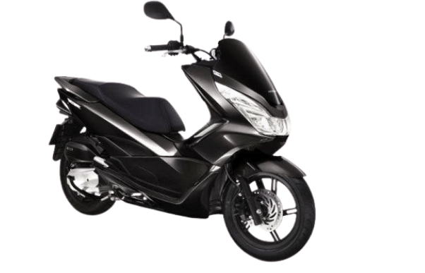 New Honda PCX for rent Mui Ne